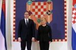 Srbijanski predsjednik na Pantovcaku (4)