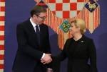 Srbijanski predsjednik na Pantovcaku (5)