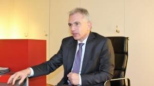 Gradonačelnik  Grada Frankfurta Peter Feldmann