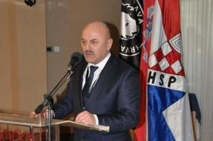 Karlo Starčević, predsjednik HSP