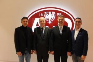 Novoizabrano vodstvo HSKNJ Franjo Pavić, Niko Ereš, Franjo Akmadža i Mario Šušak / Foto:Fenix Magazin