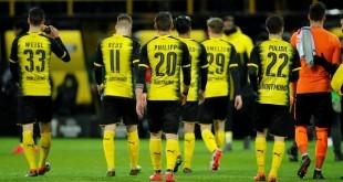 Adio Borussia / Foto:Twitter