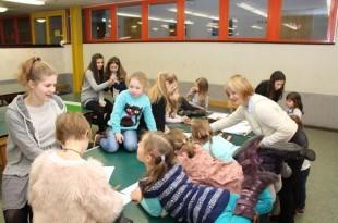 Ankica sa djecom u Hagenu