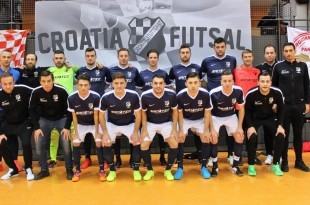 Futsal momcad Croatije_  Stuttgart