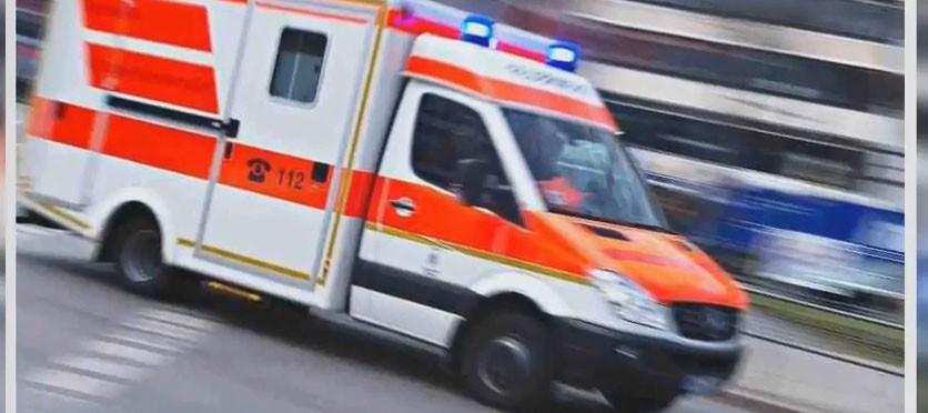 NESREĆA U NJEMAČKOJ: Sudar kamiona, vozač (23) hrvatskog zaglavio u kabini, izvlačili ga vatrogasci