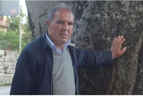 Pravaški aktivist i dugogodišnji glavni tajnik Ujedinjenih Hrvata Europe Ivan Lozo / Foto: Darko Lončar