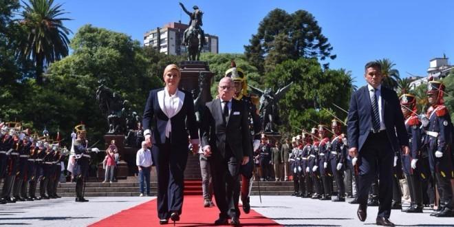 Hrvatska predsjednica u Argentini / Foto:Fenix Magazin / Ured predsjednice