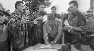 Predaja jugosrpske vojske_Petar Stipetic