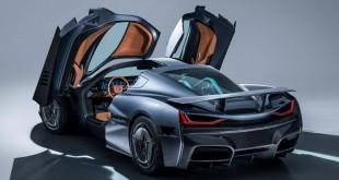 Novi Rimčev superautomobil na električni pogon Concept Two / Facebook Rimac automobili