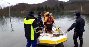U Kosinjskoj dolini trideset poplavljenih kuæa, voda i dalje nav