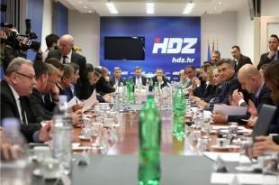 predsjednistvo HDZ-a