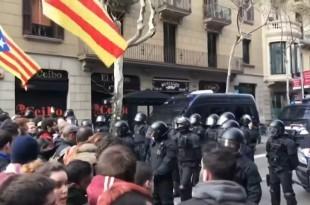 prosvjedi spanjolska