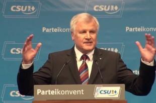 Njemački ministar unutarnjih poslova Horst Seehofer/Foto: Screenshot