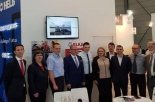 Hrvatski veleposlanik dr. Gordan Grlić Radman na sajmu u Hannoveru