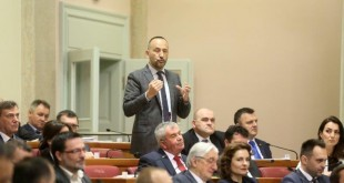 Zastupnik Hrvoje Zekanović / Foto: Hina