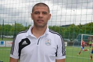 Marko Topić, strijelac dva pogotka za Posavinu / Foto: Fenix (J. Mijić)