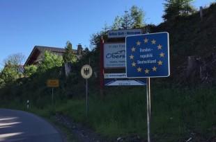 granica austrija njemacka