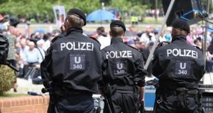 Austrijaks policija ove godine na Bleiburgu / Foto:Hina