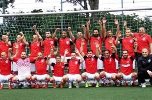 Croatia Geislingen je  na gostovanju osvojila prvi bod ove sezone / Foto: Fenix Magazin/Bono Žepić