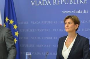 Martina Daliæ podnijela ostavku