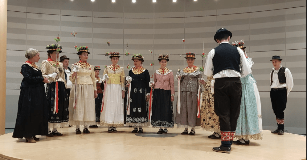 Zlatna Slavonija zasjala i u srcu Europe, u Bruxellesu