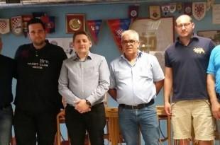 Zajednička fotografija članova nove Uprave