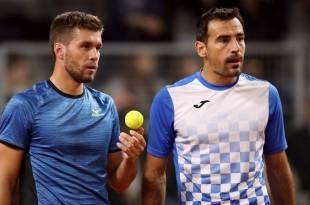 Davis Cup, Hrvatska - Kazahstan, parovi
