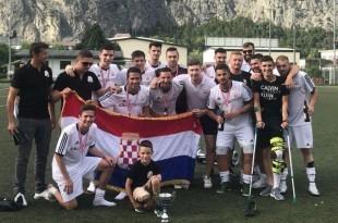 Slavlje igrača i uprave NK Herceg Bosne / Foto: Fenix Magazin - Tobias Bobaš