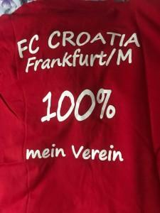 Croatia Frankfurt - 100