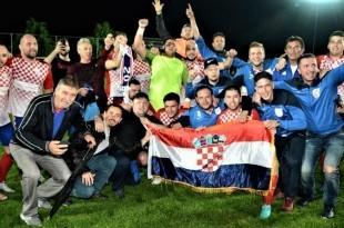Odlučujuća utakmicu za Croatijin ulazak u višu ligu bila je ona s FC Kestenholzom / Foto: HNK Solothurn