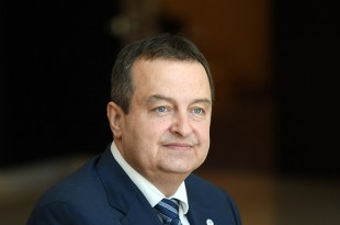 Ministar vanjskih poslova Srbije Ivica Dačić. Foto Hina
