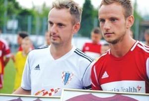 Braća Dejan i Ivan Rakitić / Foto: Fenix Magazin