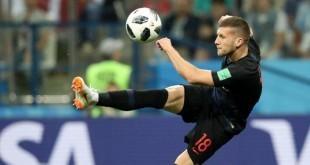 Frankfurtski mediji puni su pohvala za Rebićev vodeći zgoditak / Foto: Hina
