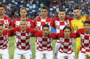 Hrvatska pred utakmicu s Nigerijom / Foto: Hina