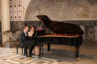 Iznenađenje koncerta bilo je gostovanje Ivaninog učenika Mattea Krijana. Foto: Jozo Musa