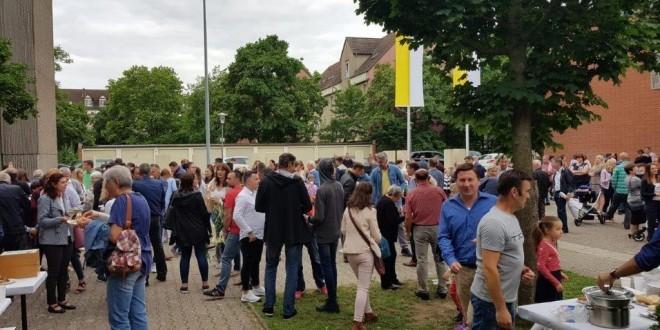 Proslava sv. Ante u HKM  Ludwigshafen