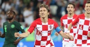 Najbolji u hrvatskim redovima Luka Modrić / Foto: Hina