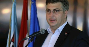 Premijer Andrej Plenković / Foto: Hina