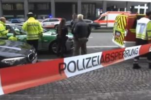U središtu Münchena dogodio se napad nožem a jedna osoba je ubijena. Foto: Screenshot/Youtube/Ilustracija