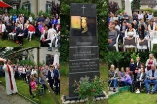 Mnoštvo Hrvata iz Švicarske nazočilo je otkrivanju spomenika bl.Kraljici Katarini u Oltenu / Foto: Feenix Magazin