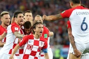 Radost hrvatskih igrača protiv Nigerije / Foto: Hina