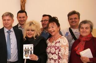 Ante Gugo u Münchenu je uspješno predstavio svoj novi roman. Foto: Trpimir Mioč