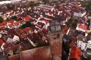 Incident u Bad Hersfeldu. Foto: Screenshot/Youtube/Ilustracija