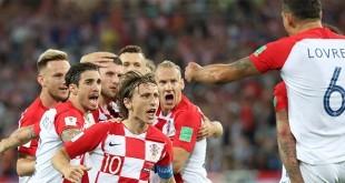 Hrvatska nogometna reprezentacija / Foto: Hina