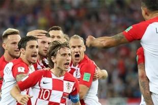Hrvatska nogometna reprezentacija večeras pobjedom protiv Argentine može osigurati osminu finala na SP-u u Rusiji. Foto: Hina