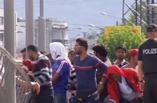 """""""Nema te zemlje na svijetu koja može primiti sve izbjeglice"""", rekao je Seehofer/Foto: Screenshot/Youtube/Ilustracija"""