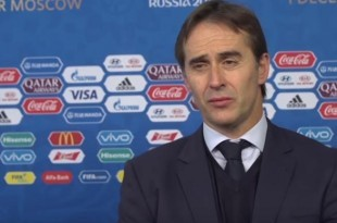 Španjolski izbornik Lopetegui preuzima Real Madrid. Foto: Screenshot/Youtube
