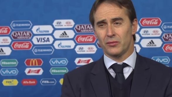 Španjolski izbornik Lopetegui preuzima Real Madrid. Foto: Screenshot/Youtube