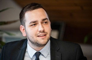 Kristijan Bodrožić,  član njemačkih socijaldemokrata (SPD). Foto: Fenix-magazin