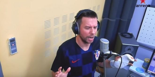 Luka Bulić. Foto: Screenshot/Youtube